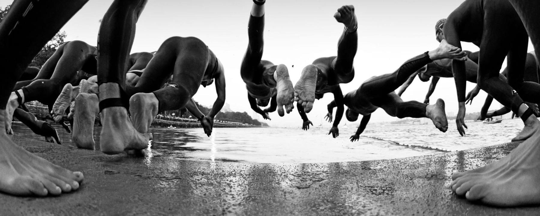 Amphibian Triathlon Coaching